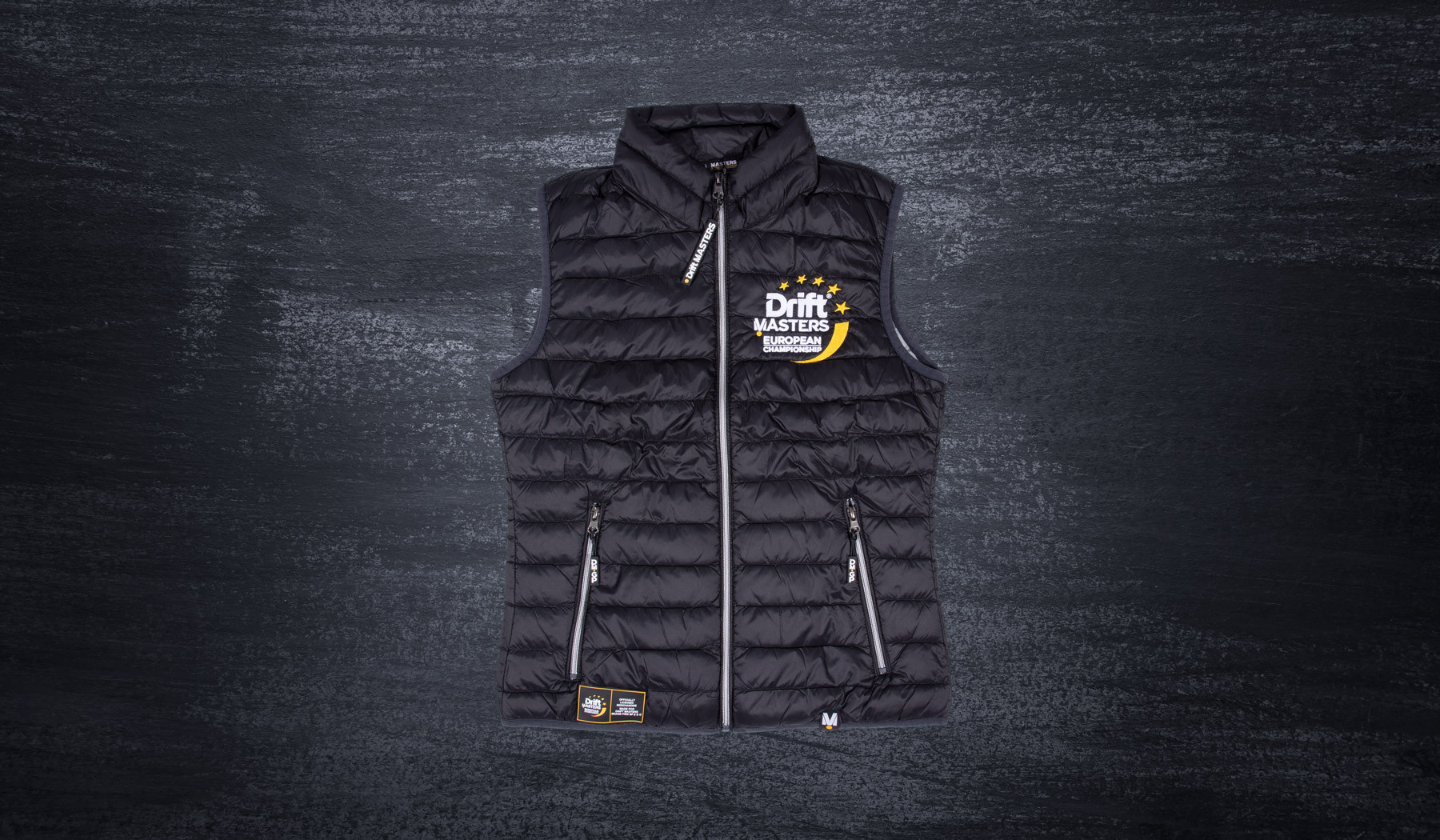 DMEC vest 2019 black