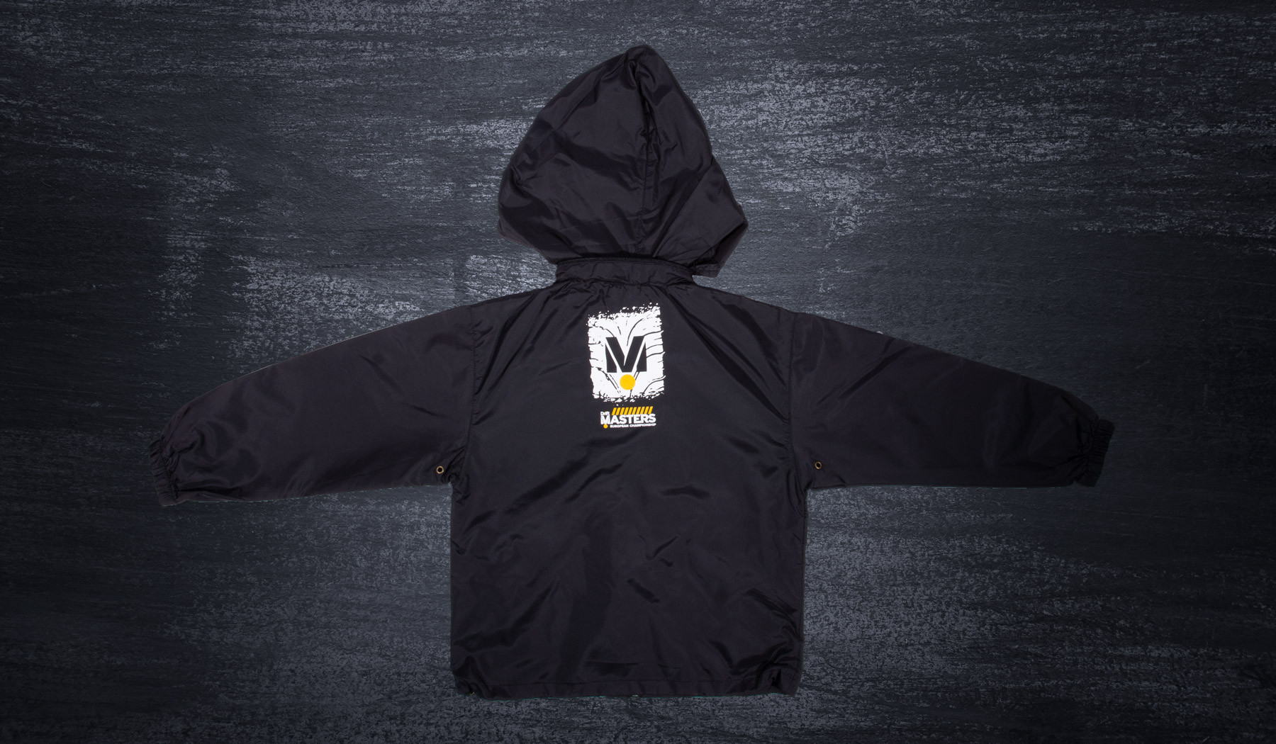 DMEC windbreaker black