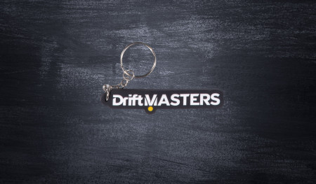 Drift Masters narrow keyring