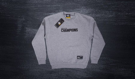 House of Champions sweatshirt grey