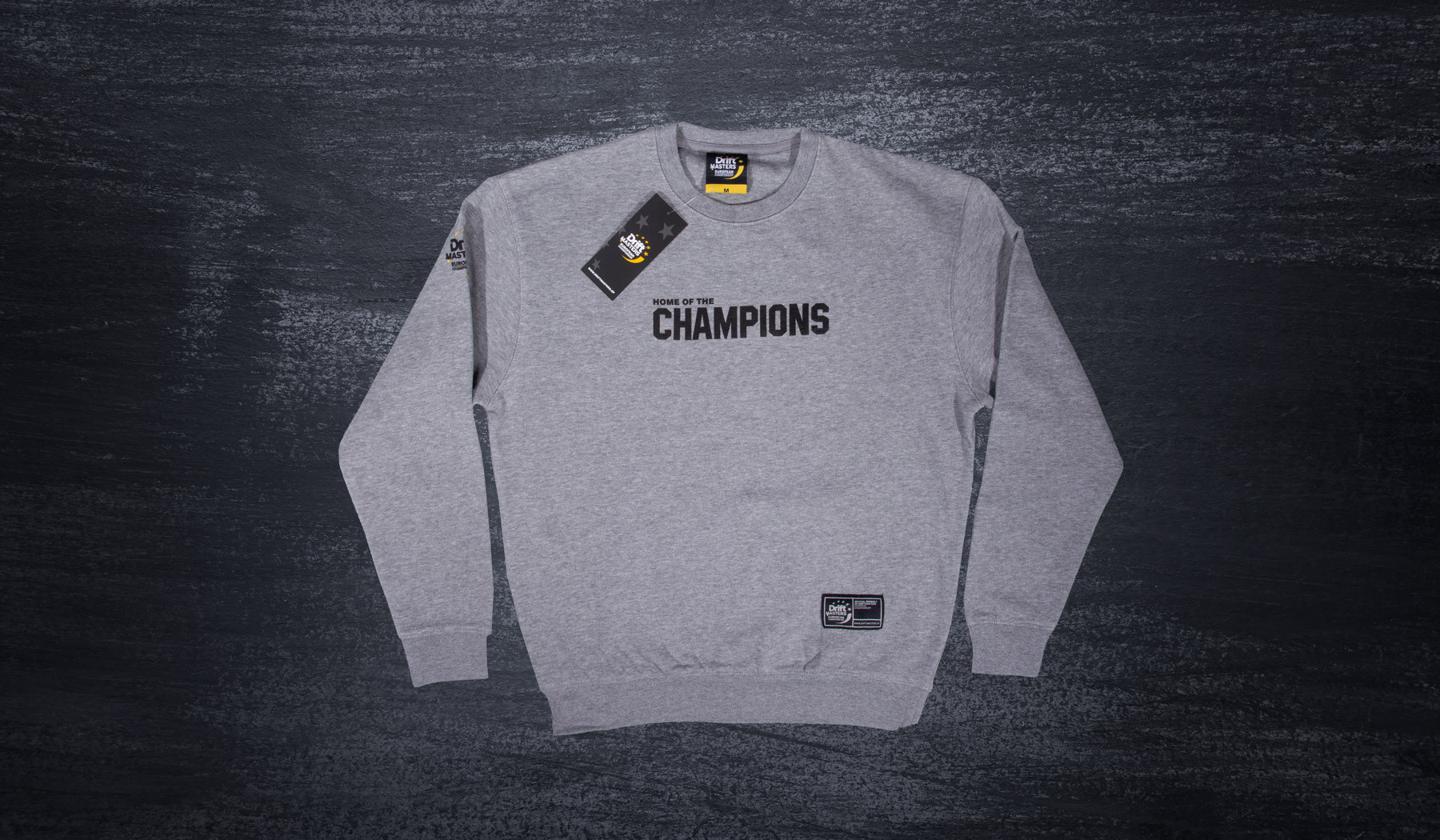 "Bluza ""House of Champions"" szara"