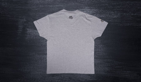 Hungary Mariapocs T-shirt gray
