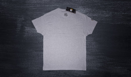 Latvia Riga T-shirt gray