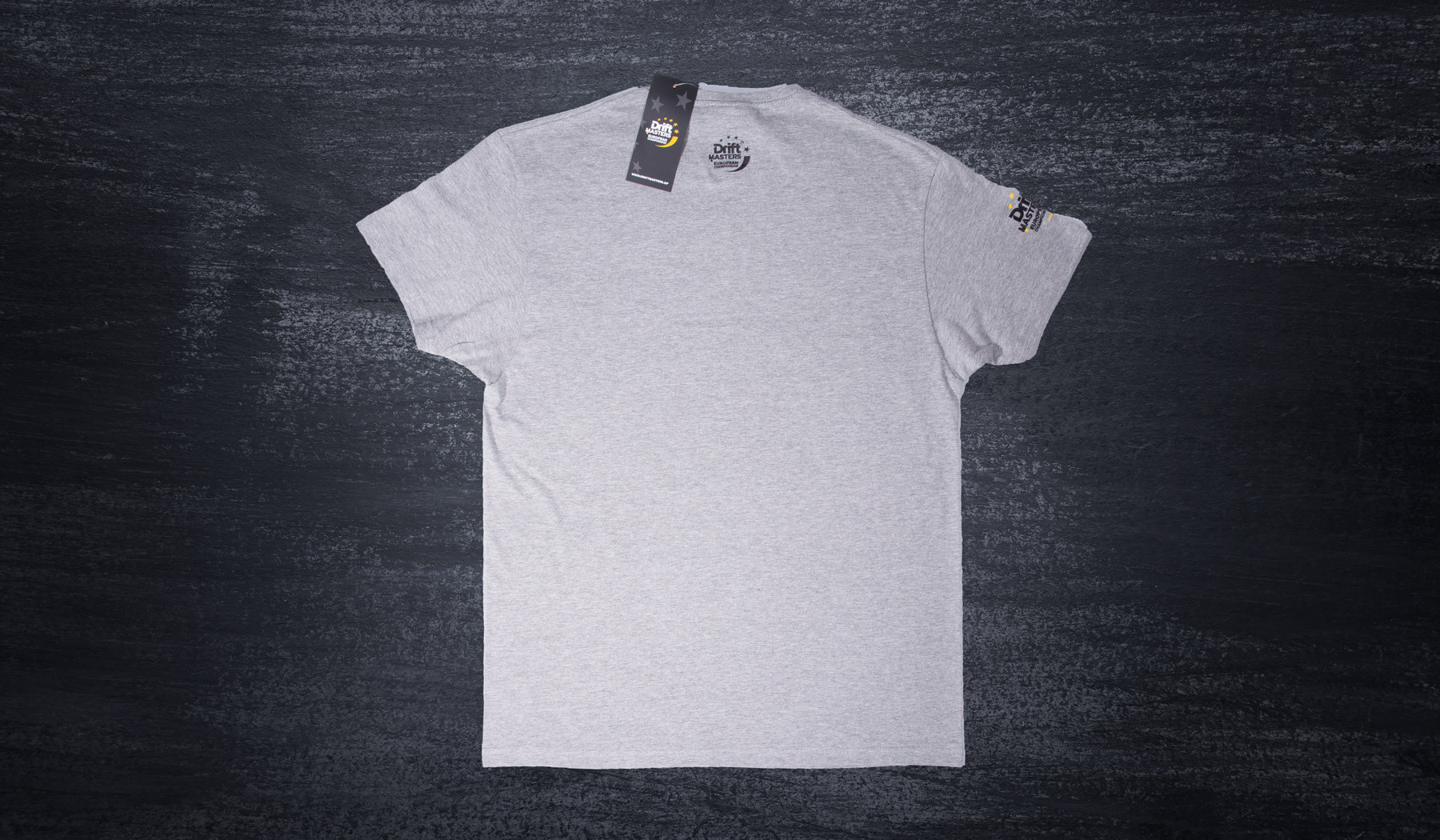Racetracks T-shirt grey