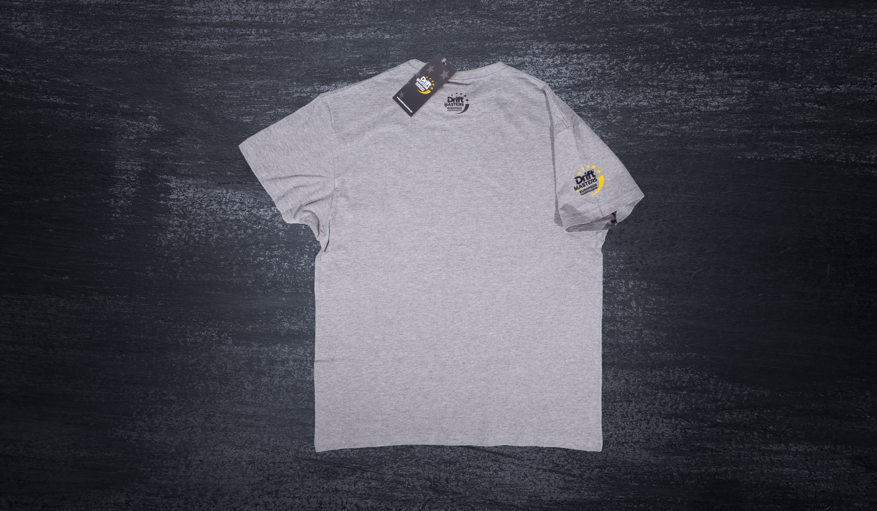 Torun Stadium T-shirt gray