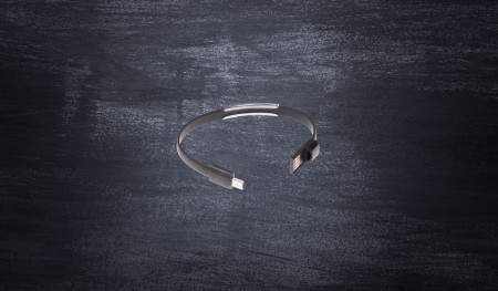 Bransoletka USB typu C