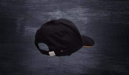 Czapka baseball'ówka DMEC czarna