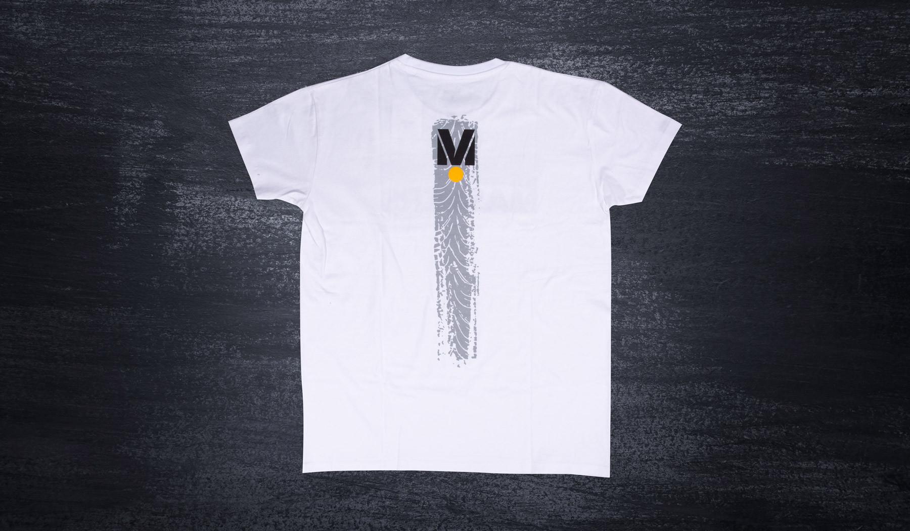DMEC T-shirt white