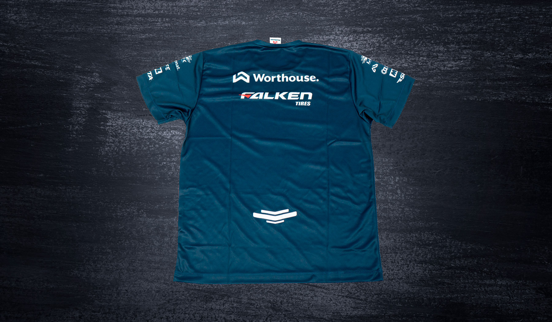Tshirt Climawent Worthouse Team