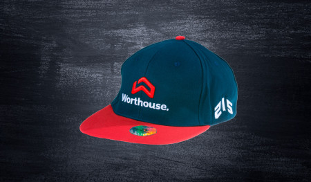 Cap Worthouse Navy Blue