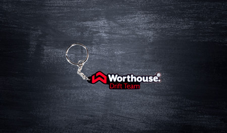 Keyring Worthouse Drift Team