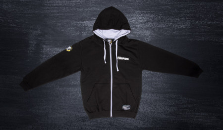 DMEC hoodie House of Champions black